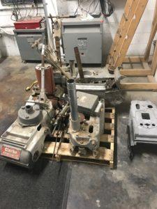 Equipment Refurbishing Emack Mfg
